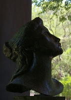 Muse II, Head Detail