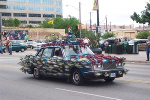 Fish and Lobster Car