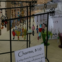 Charms and bookmarks