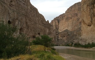 Rio Grande in Boquillas Canyon