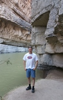 Kevin in Santa Elena Canyon