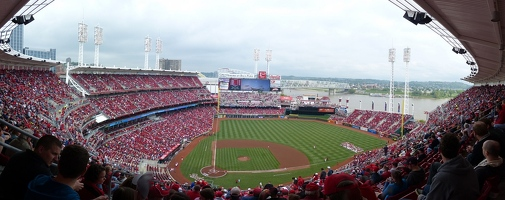 Panoramic Ballpark