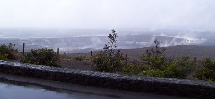 Kilauea overlook