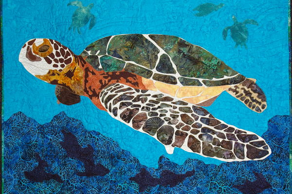 It's a Honu World by Kate Themel